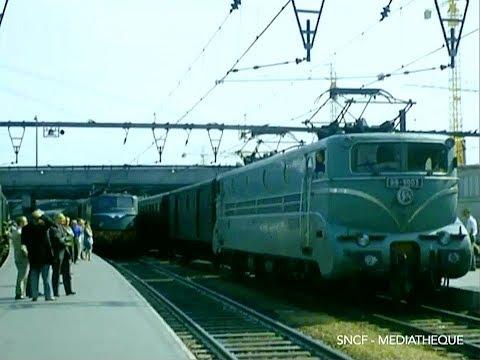 OPERATION MAINE MONTPARNASSE - 1966 SNCF Ferroviaire / French Trains
