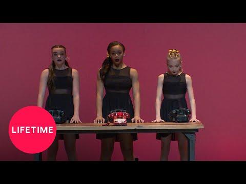 Dance Moms: Dance Digest - Suicide Hotline (Season 6)   Lifetime