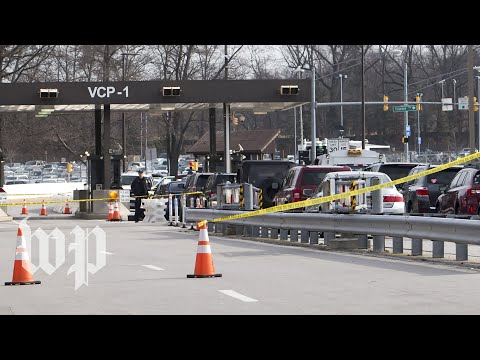 What's known about shooting incident outside National Security Agency