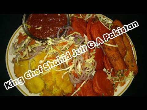 Long Chire (Karachi Special) King Chef Shahid Jutt G.A Pakistan