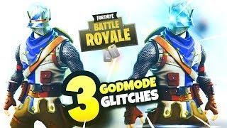 NEW FORTNITE 'GOD MODE' GLITCH! - Fortnite Glitches & Hiding Spots! (Fortnite Glitches)