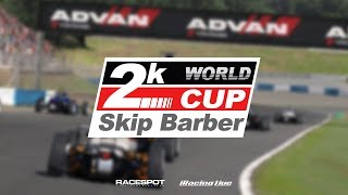 8: Lime Rock // Skip Barber 2k World Cup