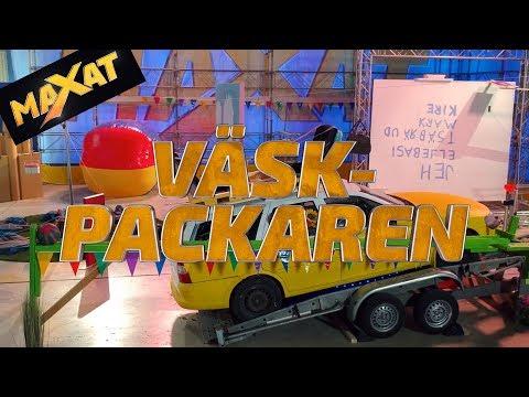 Maxat: Packa väskan - Rube Goldberg Machine