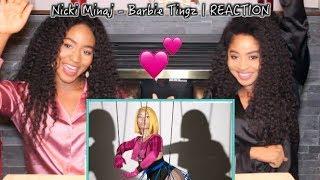 Baixar Nicki Minaj - Barbie Tingz (Music Video)   REACTION