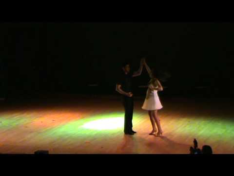 Marta y Pedro - The time of my life - Festival I&M...