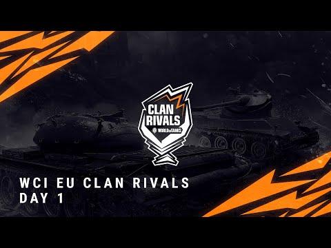 WCI Clan Rivals
