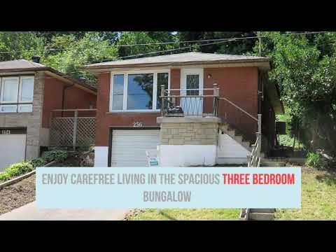 Rent Homes Hamilton, Ontario - 256 Charlton Ave E