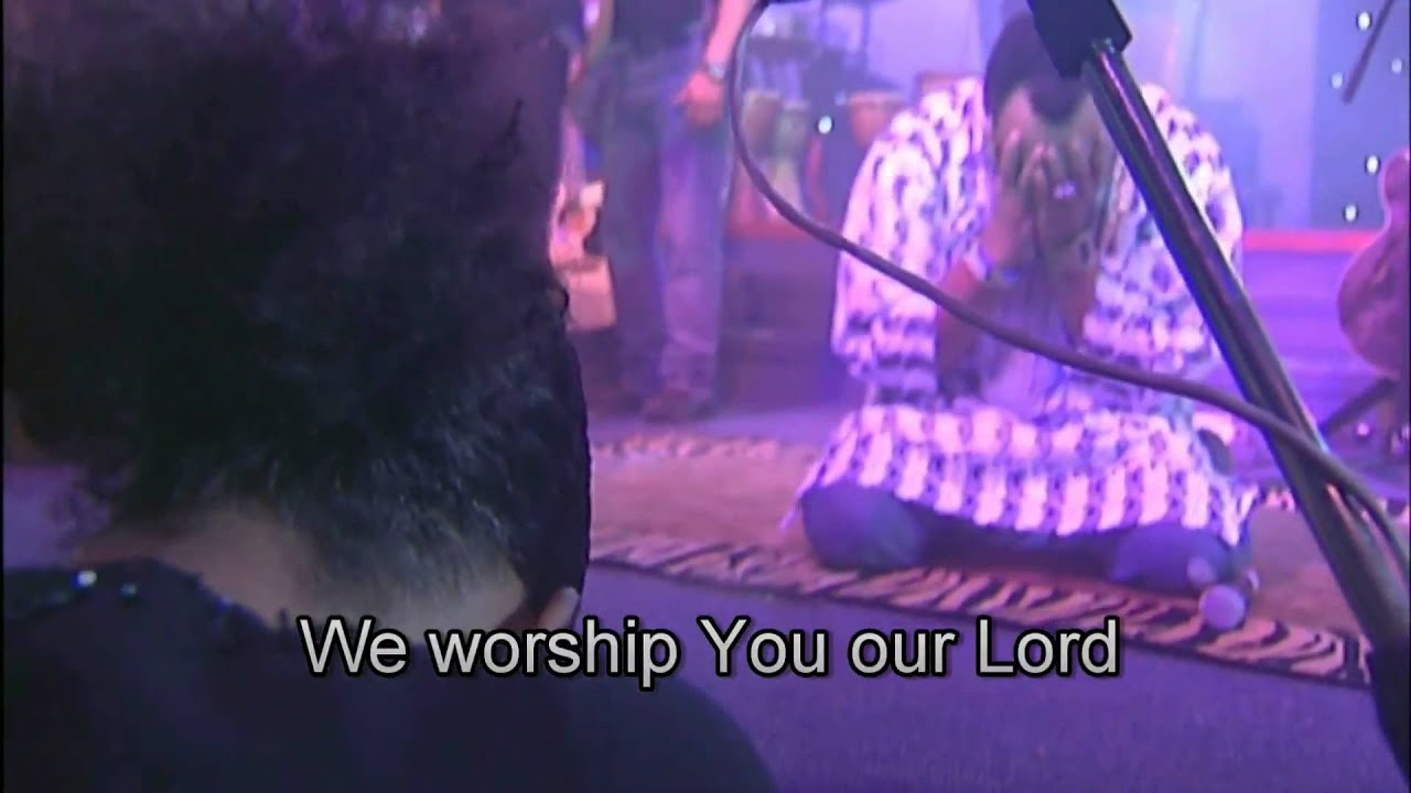 Alpha and Omega - Israel and New Breed  (with Lyrics) (Best Heavenly Worship Song)