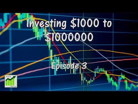 Investing Journey $1000 to $1000000 #3 Using A Normal Distribution Video