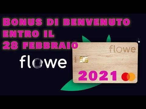 Flowe 2021 - Promo di Benvenuto, Costi e Ricarica