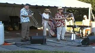 Jay Ungar and Molly Mason at Cornell, 7/15/11