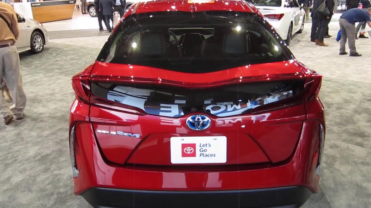 Новая Toyota Prius Prime 2019 - фото, характеристика, цена новые фото