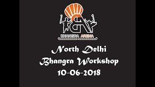 Naina Di Goli || Jelly || Bhangra Arena || North delhi