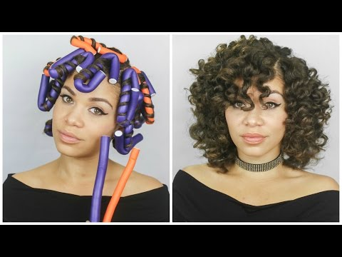 how-to:-flexirod-set-|-transitioning-hair-|-lyasia-in-the-city