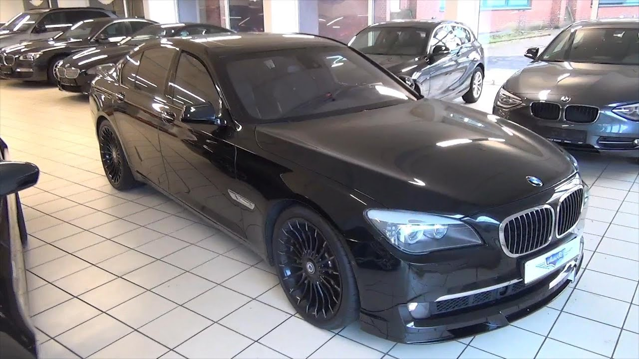ALPINA B7 Bi-Turbo (2009) BMW 7 Series F01 - YouTube