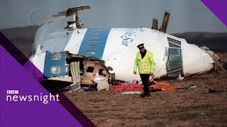 ARCHIVE: Lockerbie Bombing 1988  - BBC Newsnight