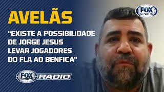 """""""JORGE JESUS NÃO ESCONDE DESEJO DE VOLTAR"""": Jornalista português fala sobre o treinador"""