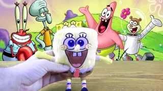 sponge bob toys , игрушки Губка боб