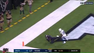 Deandre Hopkins gives touchdown ball to his mom