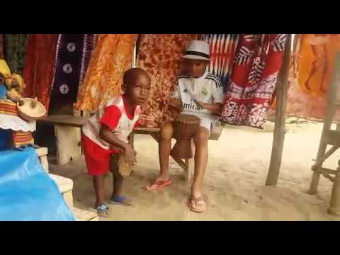 Les enfants d'Abidjan- Music Universal Language.
