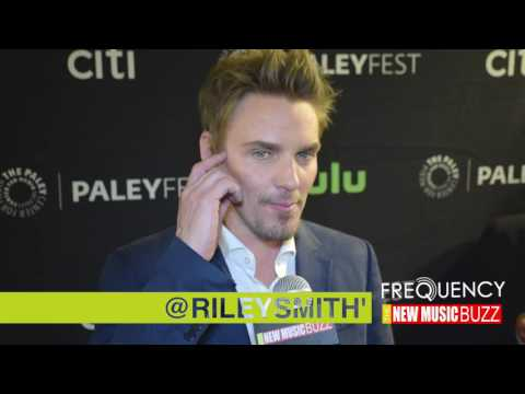 CW's 'Frequency' Premiere @ Plaley Fest Mekhi Phifer, Riley Smith, and Peyton List