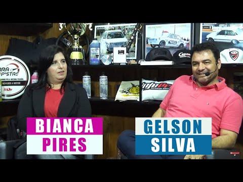 BIANCA PIRES E GELSON SILVA AO VIVO!