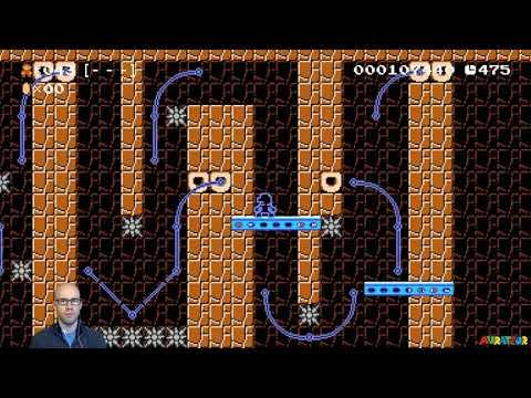 "100-Mario Highlight: ""The Ninja Scrolls (scroll 1)"" by meanut_ewe"