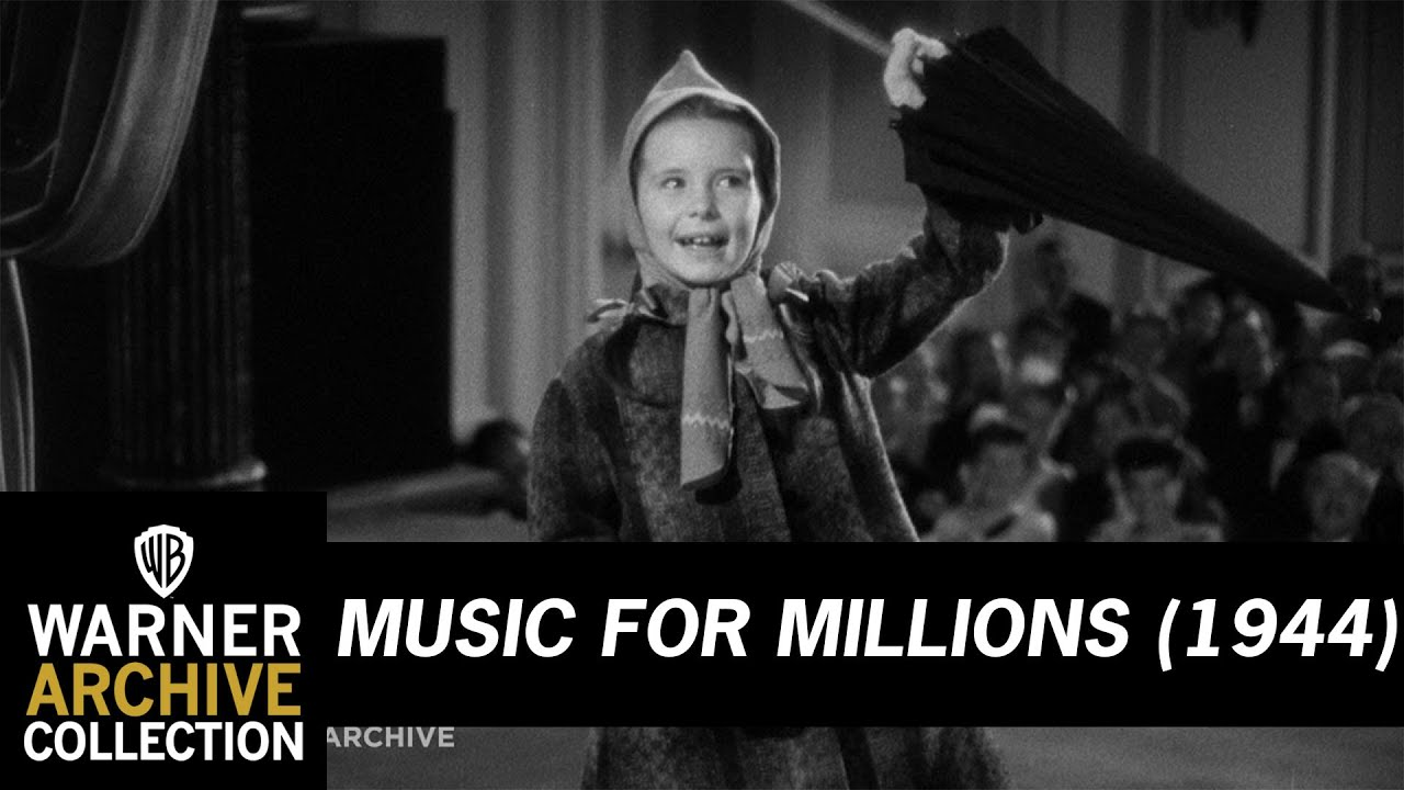 Image result for music for millions 1944