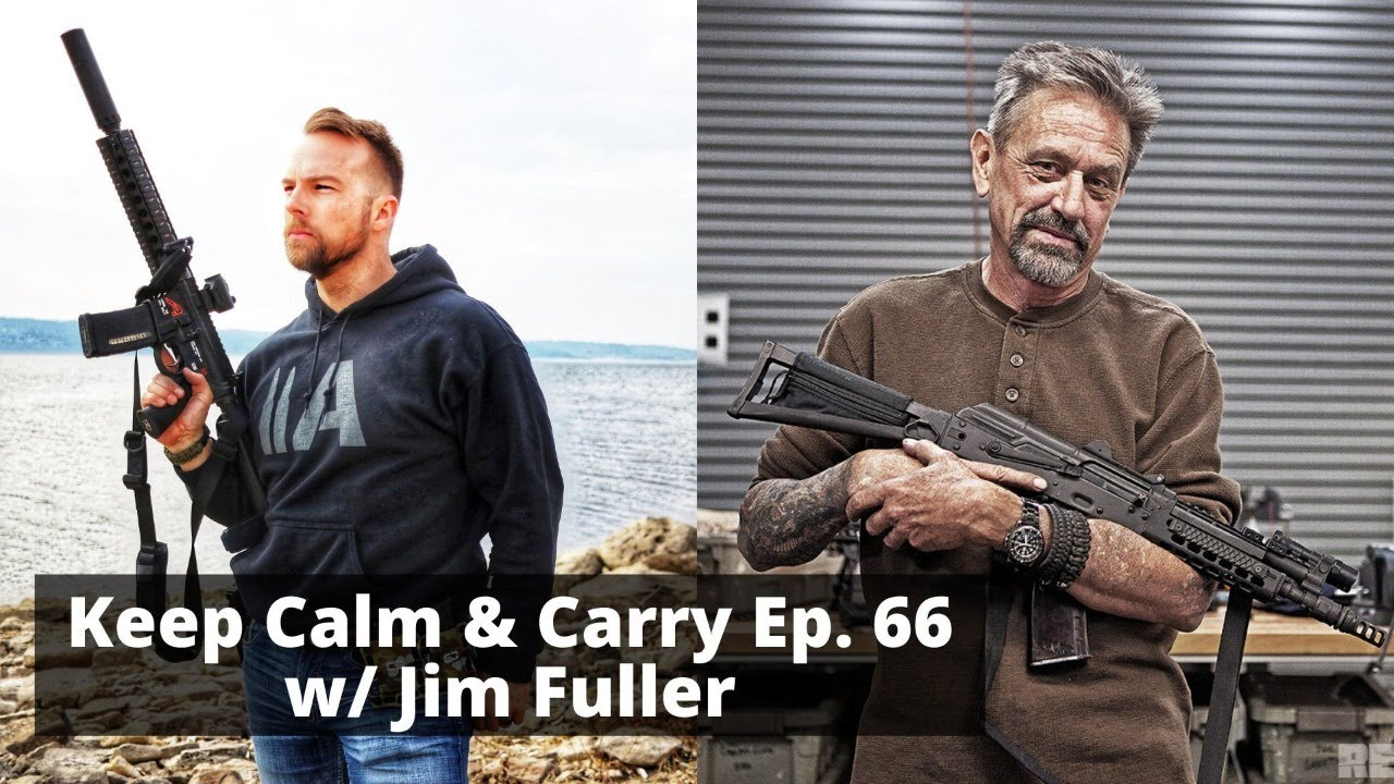 The Future of the AK -- KC&C Ep. 66 w/ Jim Fuller