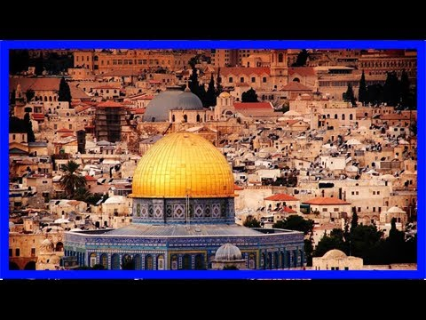 Stay out of jerusalem, foreign office warns british travellers