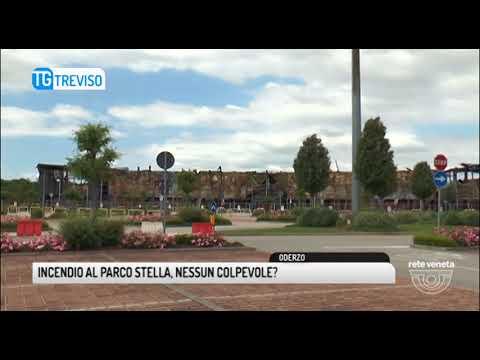TG TREVISO (21/10/2017) - INCENDIO AL...