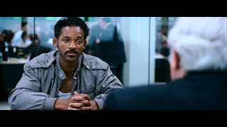 Pursuit of Happiness: Chris Interview Scene | Awesome Answer [Hindi]