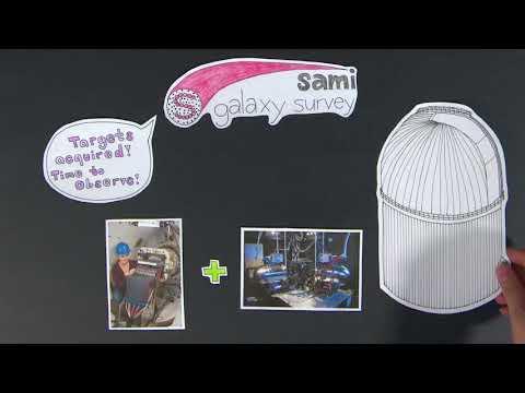 Data Central – SAMI Galaxy Survey