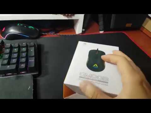 에이픽스 게이밍 마우스 GM003 후기