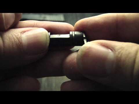 Smith & Wesson M&P 9c Takedown Lever Fix