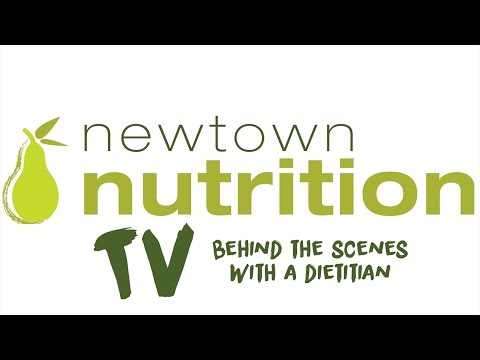 What Bread Does a Dietitian Eat? | Newtown Nutrition TV