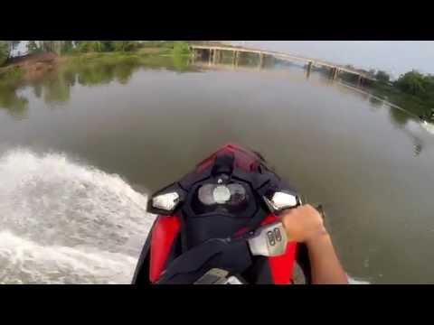 ท่องเที่ยว  อุบล  กีฬาทางน้ำ    กับ     flyman ubon