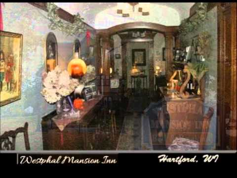 Hartford Wisconsin's Westphal Mansion Inn on Our Story's The Celebrities