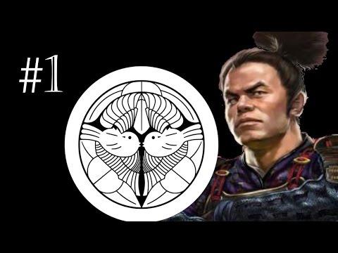 Beginnings - Uesugi Clan - Ep1 Part1 - Europa Universalis IV Common Sense Let's Play  