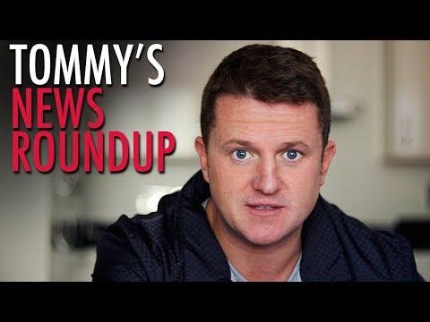 Tommy Robinson's News Roundup: Pay Gap Lies & Somali Killer