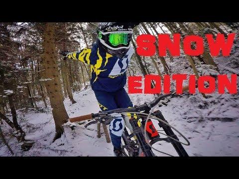 Downhill---City Ride SNOW EDITION ❄❄❄