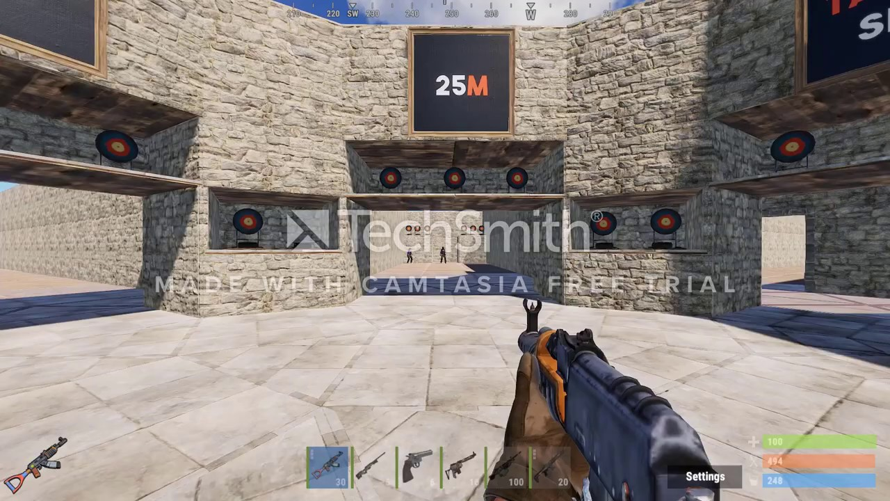 EZ Recoil- RUST Scripts ANY MOUSE!
