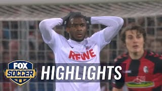 Video Gol Pertandingan Freiburg vs FC Koln