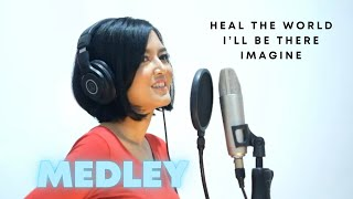 Witrie - Medley Heal the world, I'll be there, Imagine