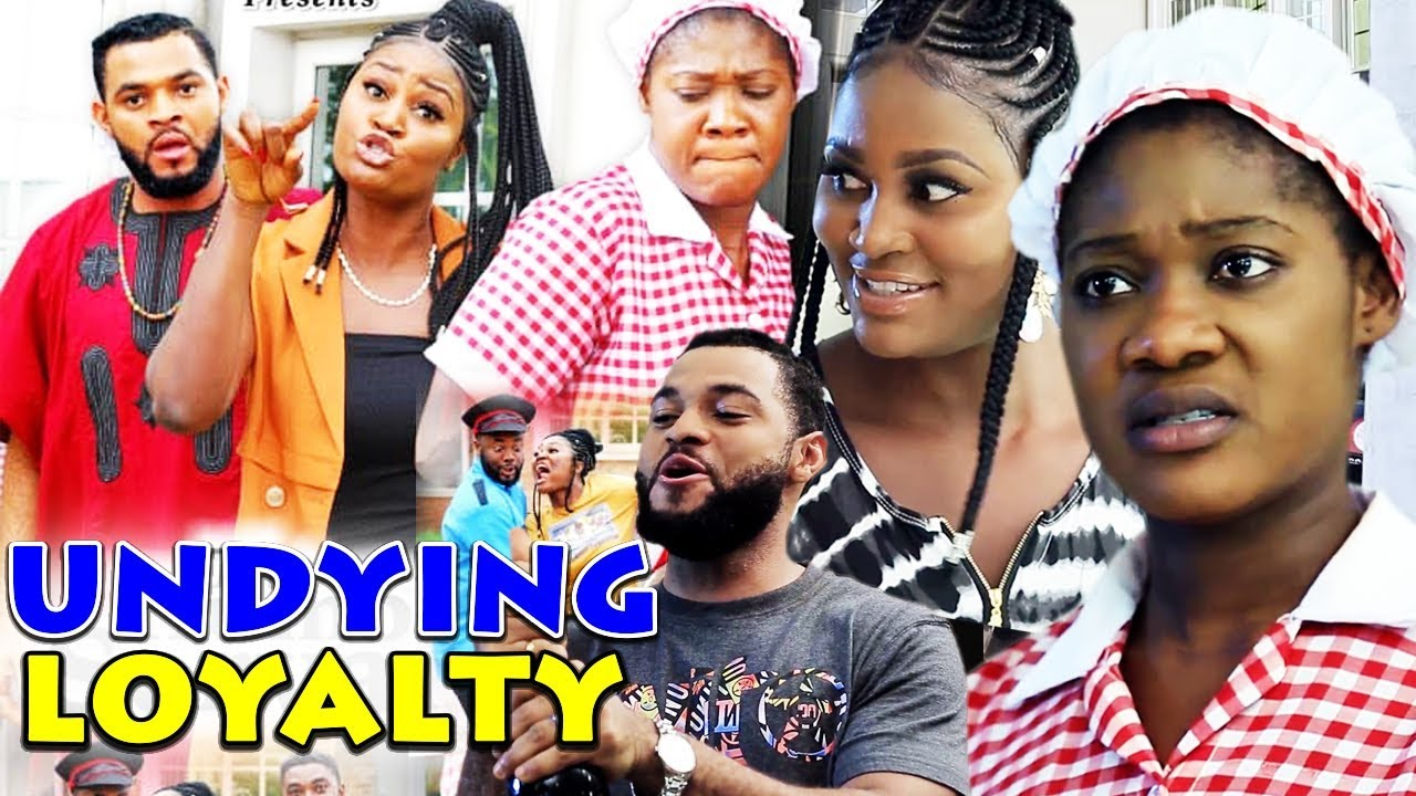 Download Undying Loyalty 5&6 - Mercy Johnson 2018 Latest Trending Nollywood Movie ll African Movie ll Full HD