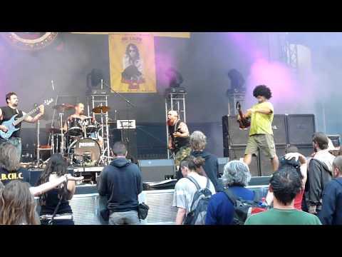 Boron - Trutnov Open Air Festival 2011