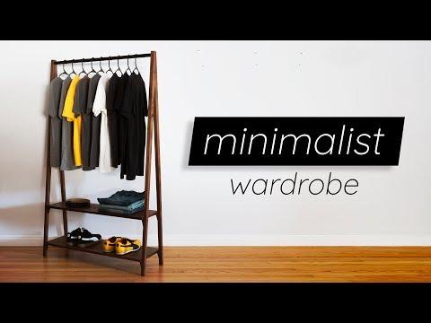 Minimalist Wardrobe | Mid Century Modern Woodworking