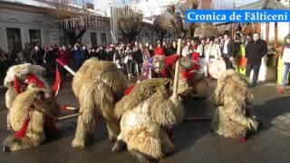 Obiceiuri de iarna - Colegiul Vasile Lovinescu
