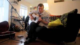 jigs - cliffs of moher, old johns - on a Fylde Alexander guitar