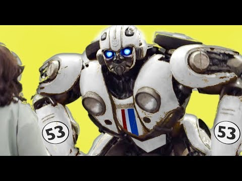 Bumblebee is the Best Herbie Movie